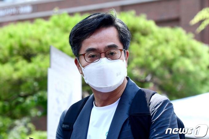 김동연 전 경제부총리./뉴스1 © News1 국회사진취재단