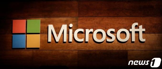 마이크로소프트(MS). © AFP=뉴스1