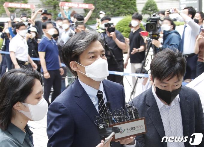 조국 전 법무부장관./뉴스1 © News1 권현진 기자