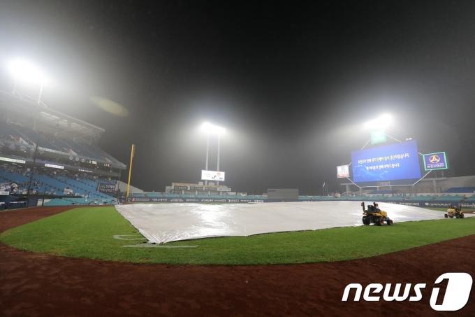 대구 삼성 라이온즈 파크. 2018.9.19/뉴스1 © News1 공정식 기자