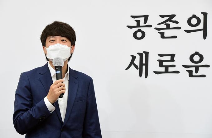 이준석 국민의힘 대표의 병역법 위반 의혹을 서울경찰청이 수사한다. /사진=뉴스1