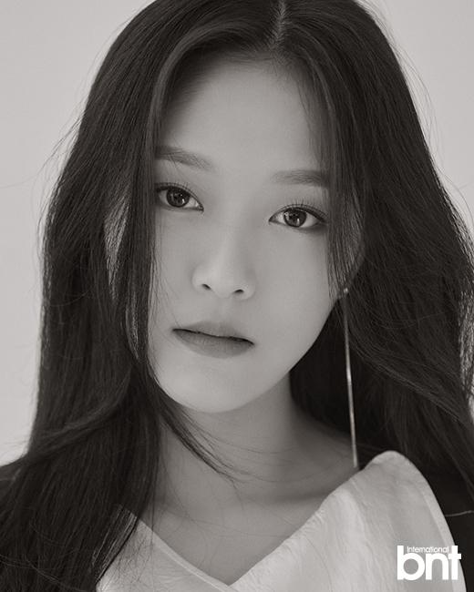 ▲이달의 소녀 현진/©BNT