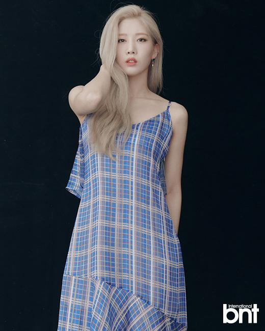 ▲이달의 소녀 김립/©BNT