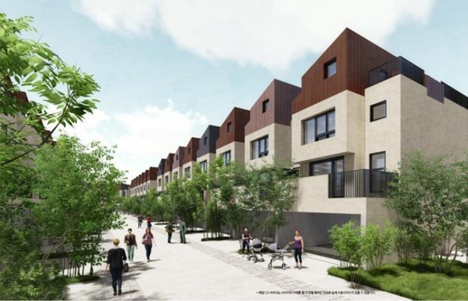 송산 리안비채, 아파트·단독주택 장점에 안전·편의·자연환경·개발호재 등으로 수요자 어필