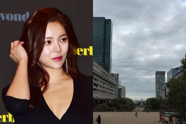 배우 박시연의 근황이 주목받고 있다. /사진=임한별 기자, 박시연 인스타그램