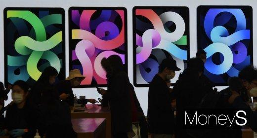 애플이 최근 한달 간 주가가 15% 올랐음에도 여전히 매력적인 가격이라는 분석이 나온다. /사진=장동규 기자