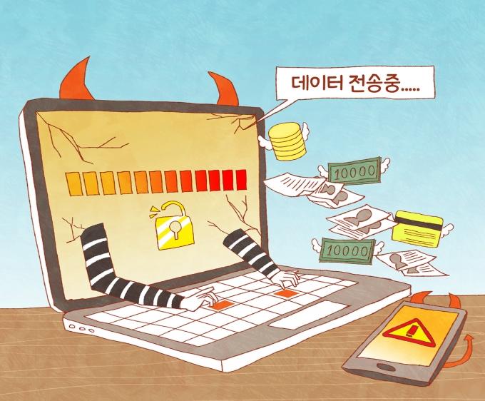 서민금융을 사칭한 문자피싱이 기승을 부리고 있다./사진=이미지투데이