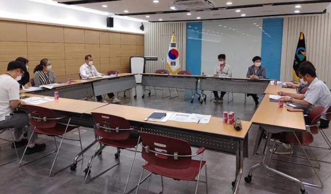문화도시 행정 AS단 이음플랫폼. / 사진제공=오산시