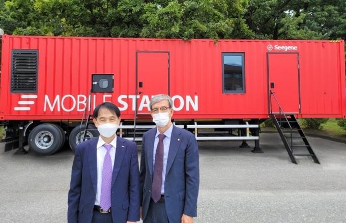 씨젠이 한국과학기술원(KAIST)과 차세대 분자진단의 혁신적인 발전을 위해 손을 잡았다. /사진=씨젠