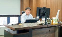 """명현식 KB국민은행 상무 """"당행 사칭 보이스피싱? AI로 막는다"""""""