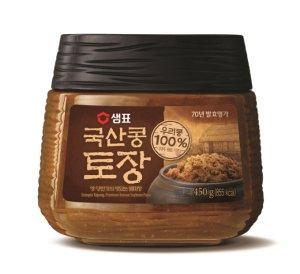 샘표, 엄선한 국내산 콩으로 만든 '국산콩 토장' 출시 … 옛 양반가에서 별미장