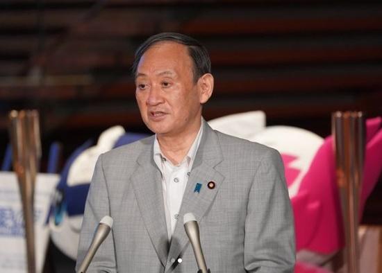 도쿄올림픽에 외국 정상급이 20명도 참석하지 않을 전망이다. 사진은 스가 일본 총리. /사진=스가 요시히데 인스타그램 캡처