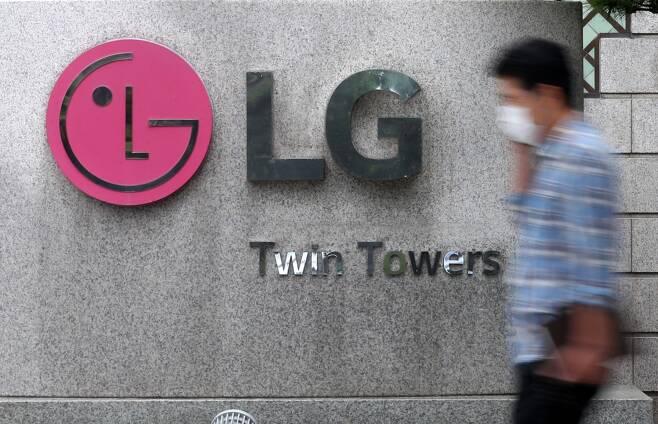 LG전자가 상반기 생활가전 글로벌 매출 1위에 올랐다. /사진=LG전자
