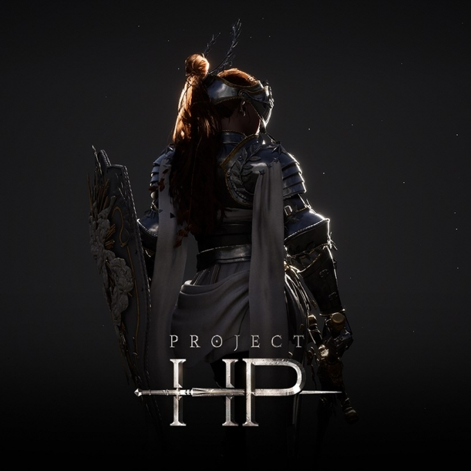 넥슨이 개발 중인 PC 신작 '프로젝트 HP(가제)'가 드디어 모습을 드러냈다. /사진제공=넥슨