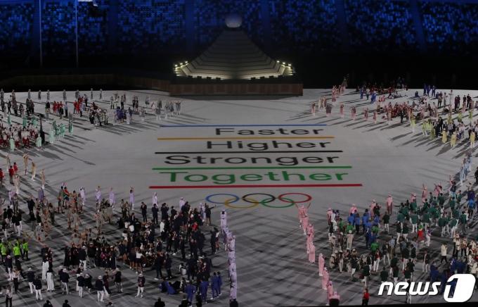 [사진] 도쿄올림픽 개막