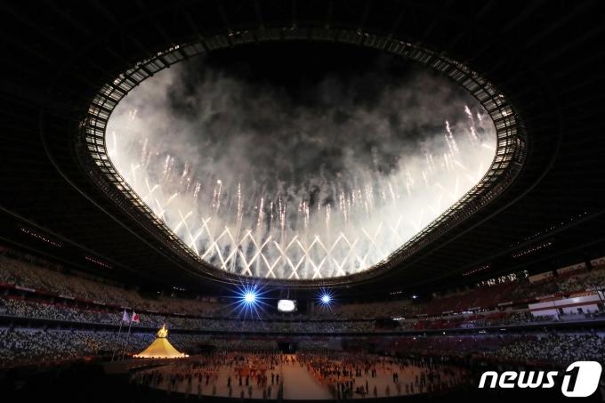 [사진] '안전한 올림픽을 기원하며'