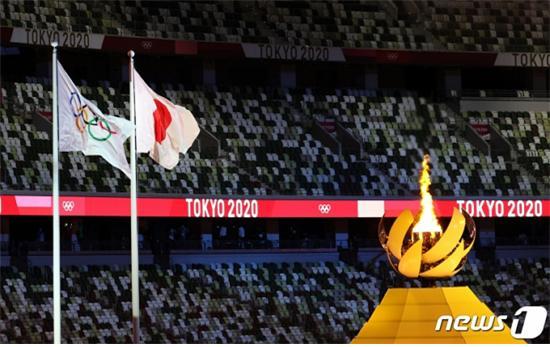 2020 도쿄올림픽이 예년과 다른 분위기에서 치뤄진다./사진=뉴스1