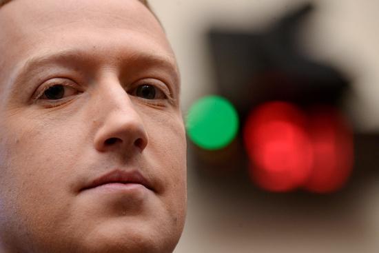 28일(현지시각) 페이스북이 2021년 1분기 글로벌 실적을 공개했다. 사진은 페이스북의 최고경영자(CEO) 마크 저커버그. /사진=로이터