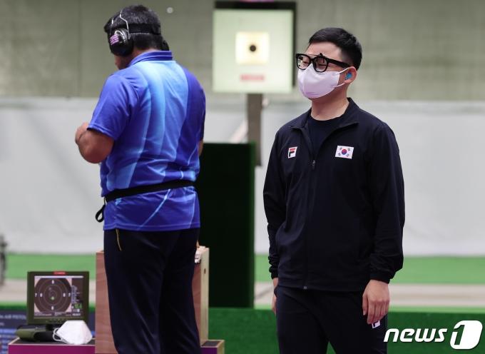[사진] 김모세 '아쉽지만'