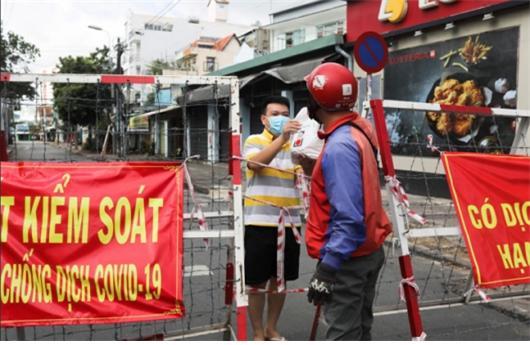 한국·베트남 교역 차질 빚나?… 하노이 등 신규확진 7000명대 급증