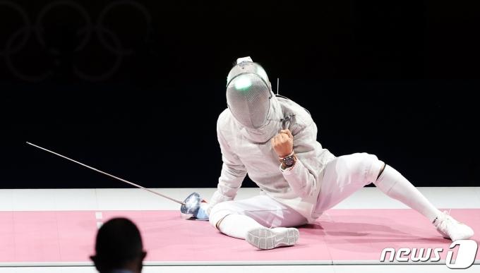 [사진] 김정환 '바로 이거야'