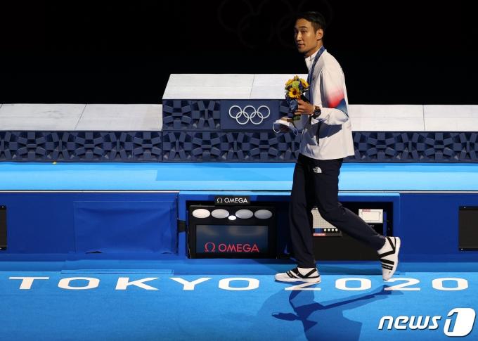 [사진] 값진 동메달의 주인공 김정환