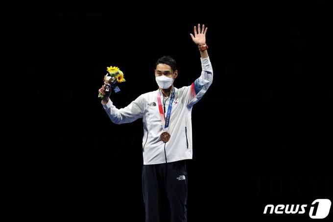 [사진] 김정환 '내가 동메달의 주인공'