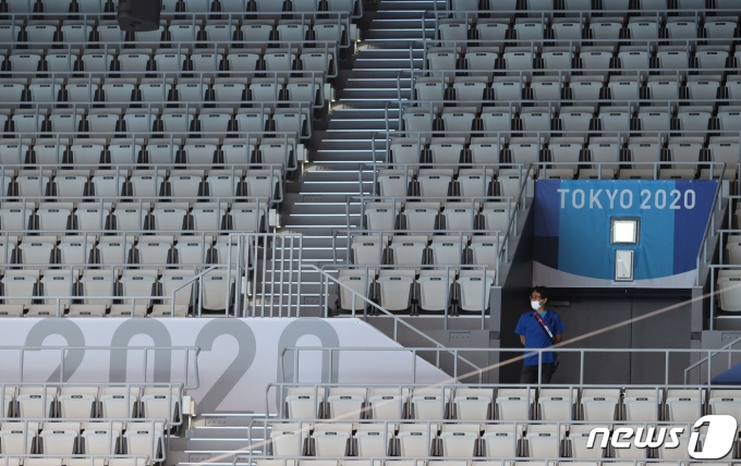 [사진] 2020 도쿄올림픽 '코로나 확산 속 무관중'