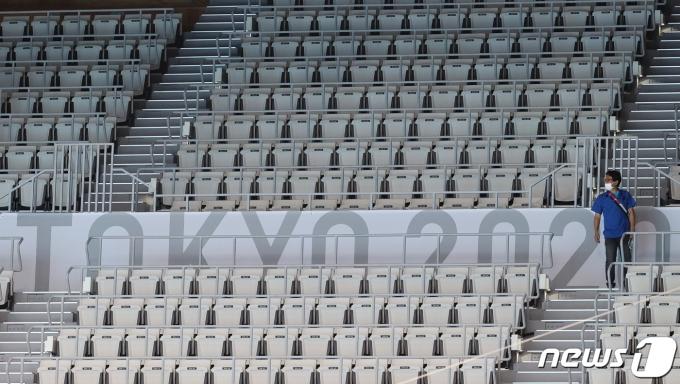 [사진] 무관중으로 운영되는 2020 도쿄올림픽