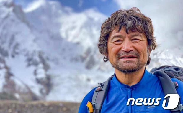 장애 산악인 최초로 히말라야 14좌 완등에 성공한 김홍빈 대장. 김 대장은 18일 8000m급 등정의 마지막 관문인 브로드피크 완등에 성공하고 하산 중 조난을 당했다. 이용섭 광주시장은
