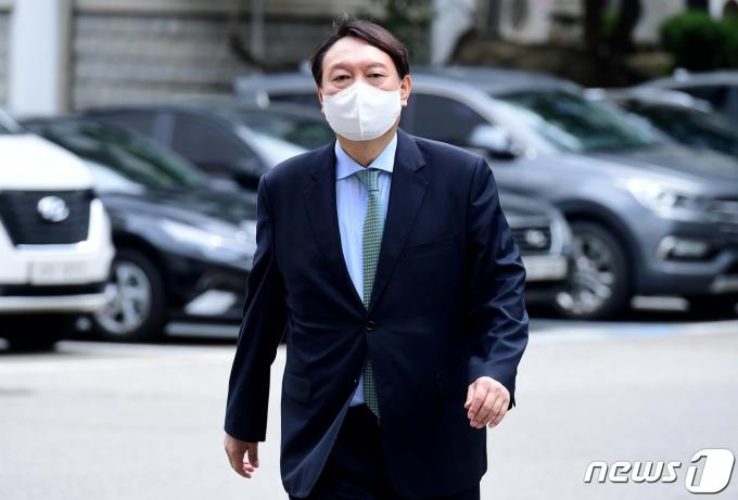 윤석열 전 검찰총장/뉴스1 © News1 국회사진취재단