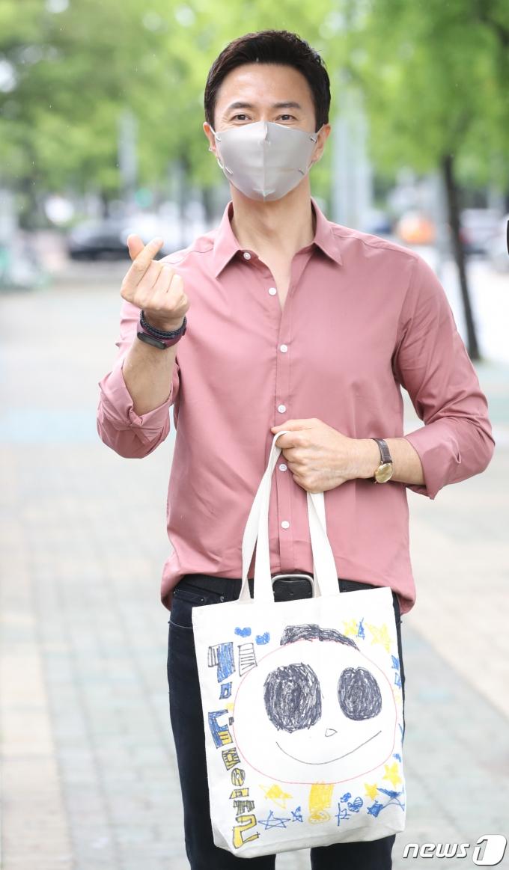 가수 김정민/뉴스1 © News1 권현진 기자