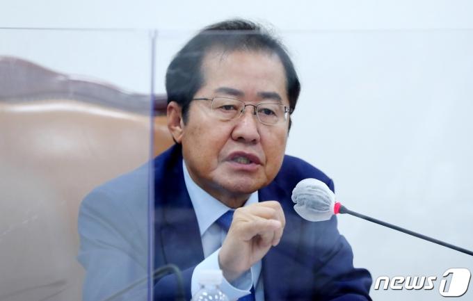홍준표 국민의힘 의원 2021.6.30/뉴스1 © News1 구윤성 기자