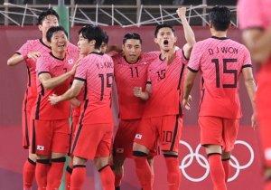 '이강인 멀티골' 한국, 루마니아에 4-0 대승… 득실차로 조 1위 등극