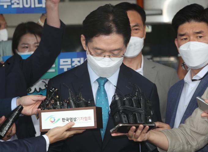 김경수, 오늘 창원교도소 재수감… 마지막 메시지는?
