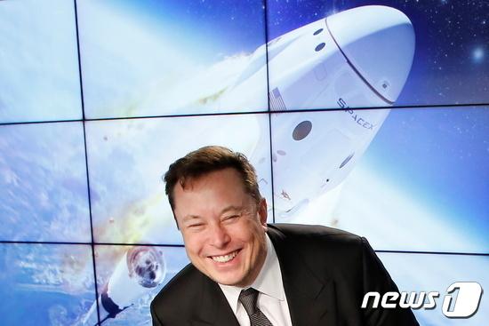 일론 머스크 테슬라 최고경영자(CEO). © 로이터=뉴스1