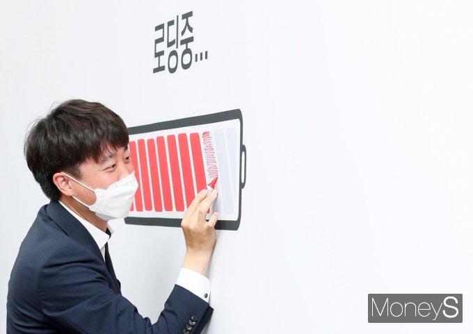 """[머니S포토] 윤석열 회동 이준석 """"대동소이""""언급…""""큰 줄기같고 약간의 차이만 존재"""""""