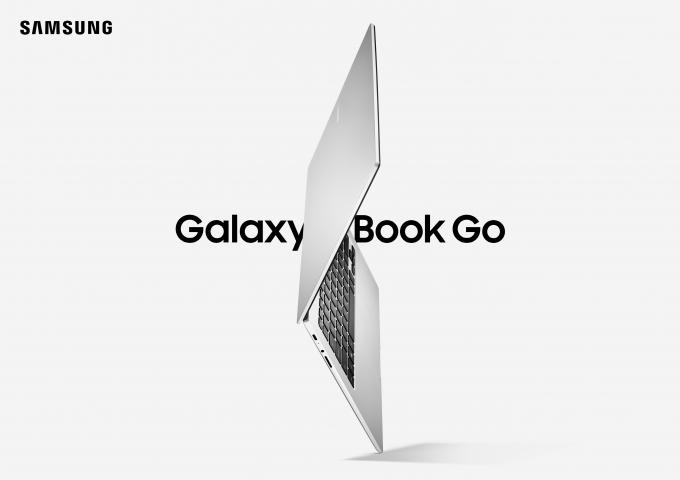 삼성전자가 50만원대 실속형 노트북 '갤럭시 북 고'를 오는 27일 국내 출시한다. /사진제공=삼성전자