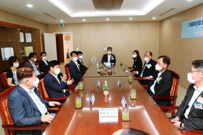 한국자동차연구원, 미래 車산업 인적자원 키운다