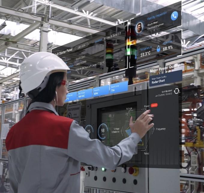 27일 증강현실(AR) 플랫폼 기업 맥스트가 코스닥 시장에 입성한다./사진=맥스트