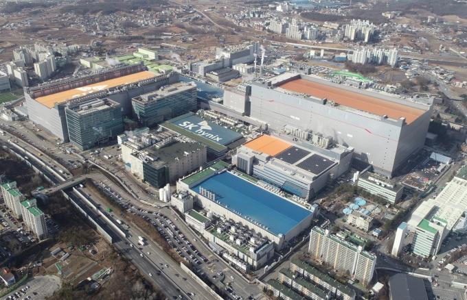 SK하이닉스 이천캠퍼스 전경. /사진제공=SK하이닉스