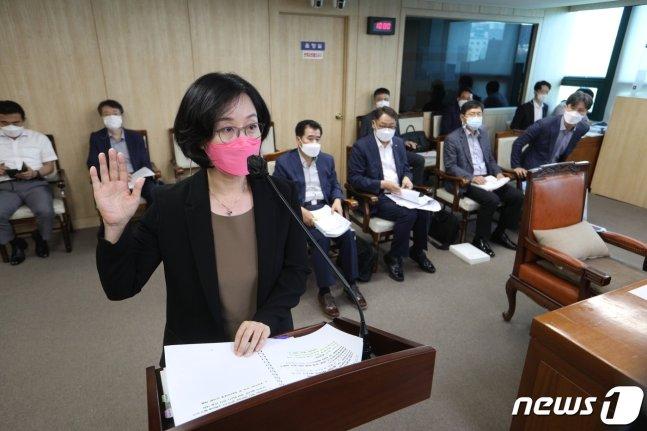 다주택자 김현아 '공공임대주택 정책 수장'이라니…
