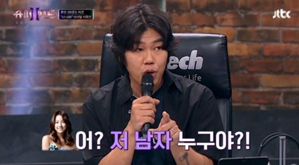 이상순이 '슈퍼밴드2'에서 아내 이효리의 반응을 공개했다. /사진= JTBC '슈퍼밴드2' 캡처