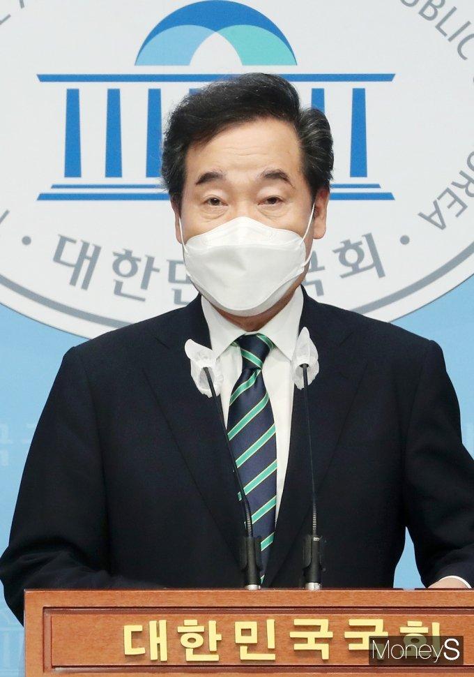 """[머니S포토] 잠룡 이낙연 """"국민의 주거복지 수준 향상시킬 것"""""""