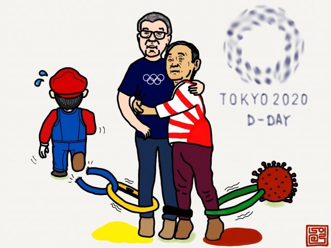 [7월27일 일그남] 요이~땡? … Olympic… 아베's Pick
