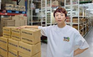 김치 팔던 21살 사업가, 1600㎡ 물류센터 주인 되다