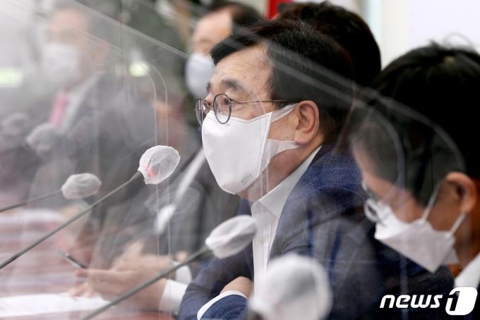 서병수 국민의힘 경선준비위원장/뉴스1 © News1 구윤성 기자