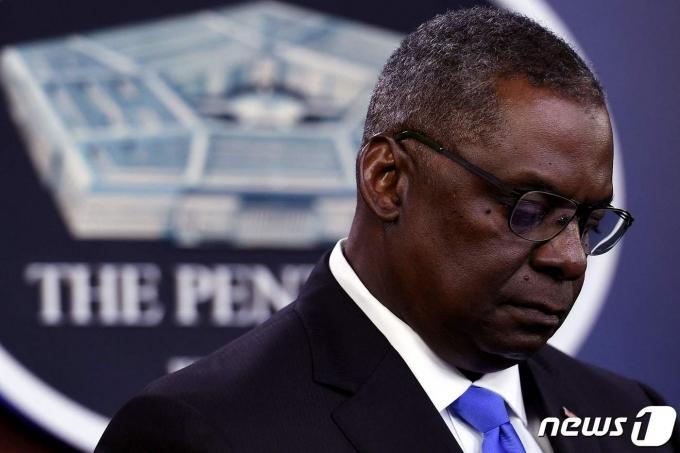 로이드 오스틴 미국 국방장관. © AFP=뉴스1 © News1 우동명 기자