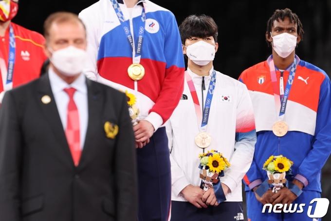 [사진] 인교돈 '값진 동메달