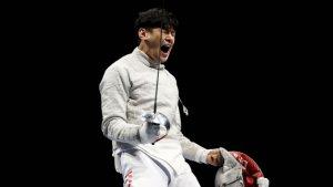 한국 남자 사브르 단체, 준결승 진출… 독일과 결승행 놓고 격돌
